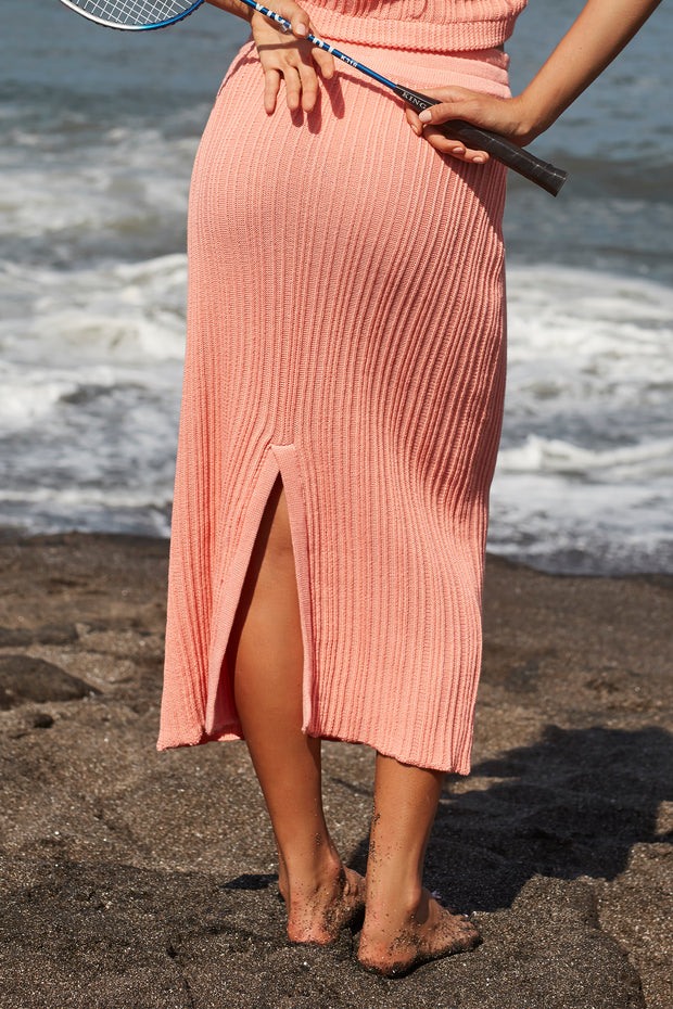 MARA SKIRT - PEACH