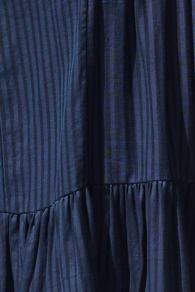 Morgan Dress - Midnight Blue