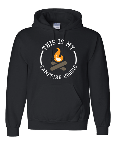 Lit Graphics This is My Campfire Hoodie