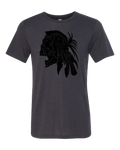 Carbon County Savages Black Logo Shirt