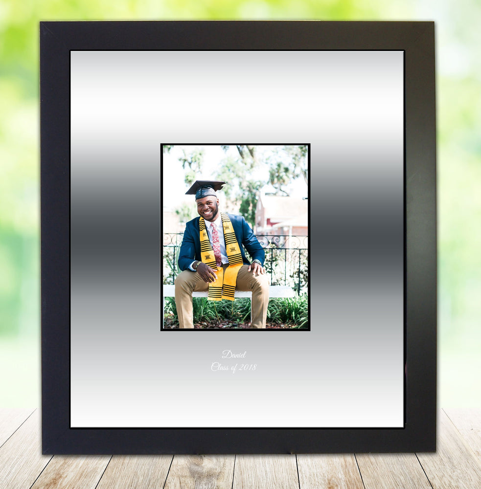 Engravable Signature Frame - Graduation Celebration