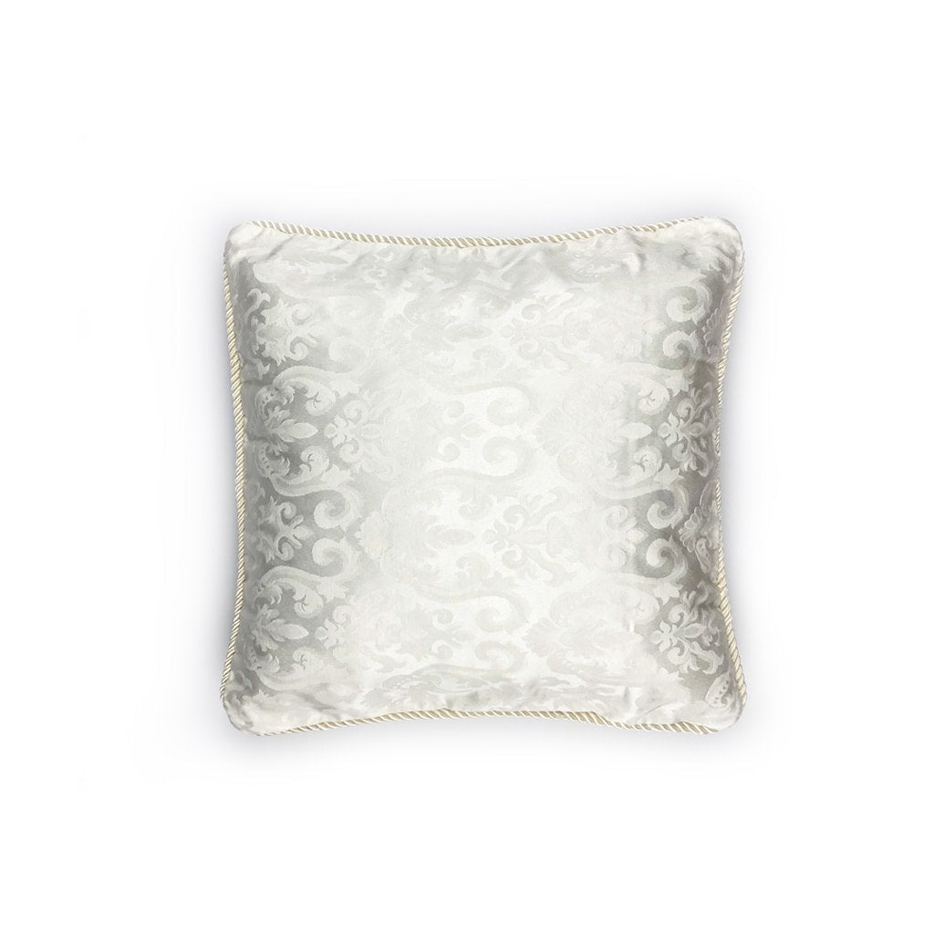 Floral Self Print - Throw Pillow Cover
