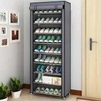 Multi-layer Solid Cloth Shoe cabinet