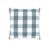 Sofa Cover Cotton - Blue Chequered