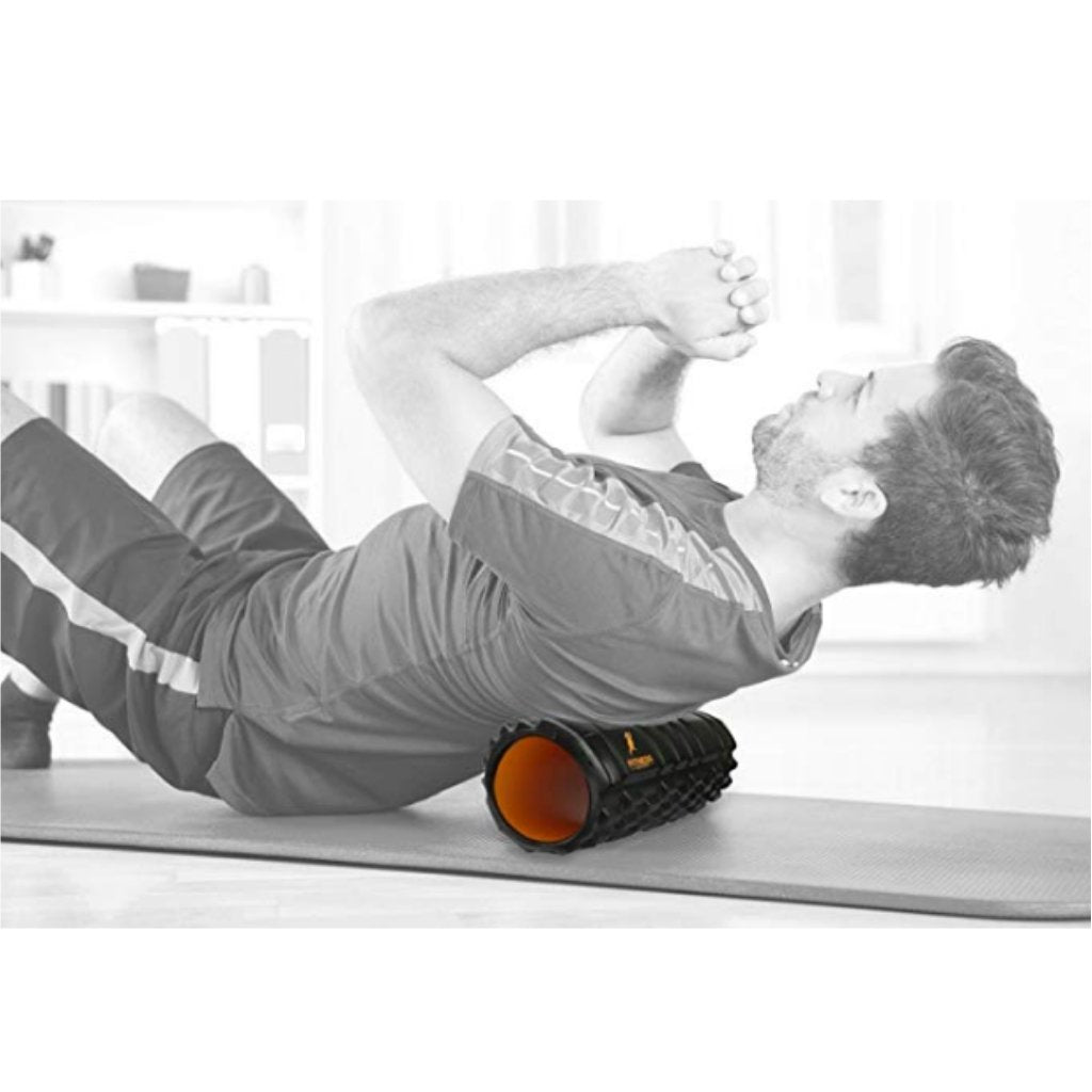 Yoga Foam Roller - Fitness Active Pro