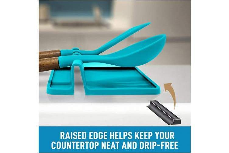 Kitchen Spoon Rest & Utensil Organizer