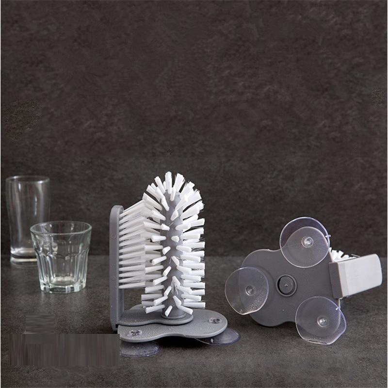 Sink Suction Cup Brush
