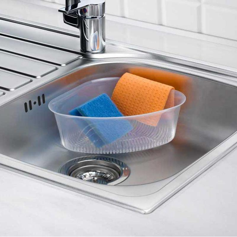 Triangle Sink Strainer Basket (Made in Turkey)
