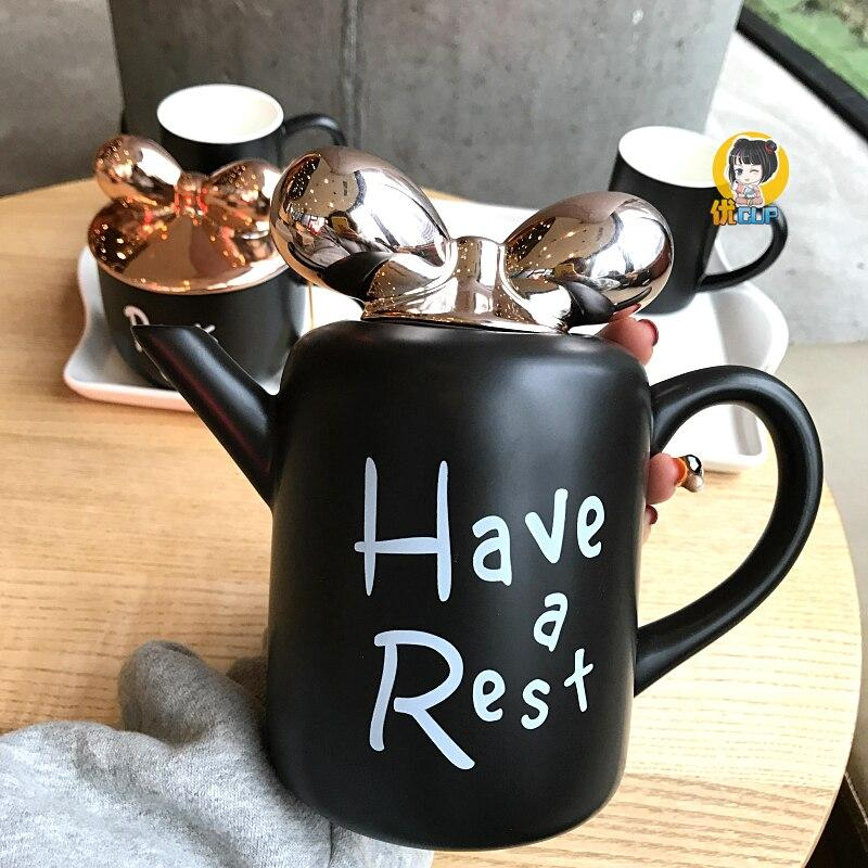 """Have A Rest"" Obsolete Cup Set"