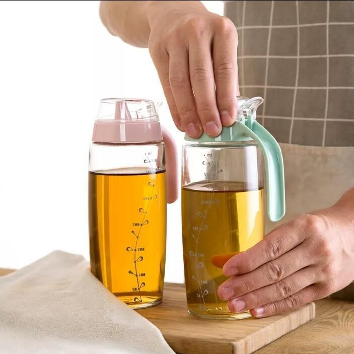 Oil & Vinegar Bottle Jar (620 mL)