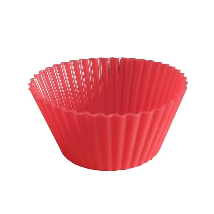 Heat Resistant Silicone Muffin | Cupcake Mould