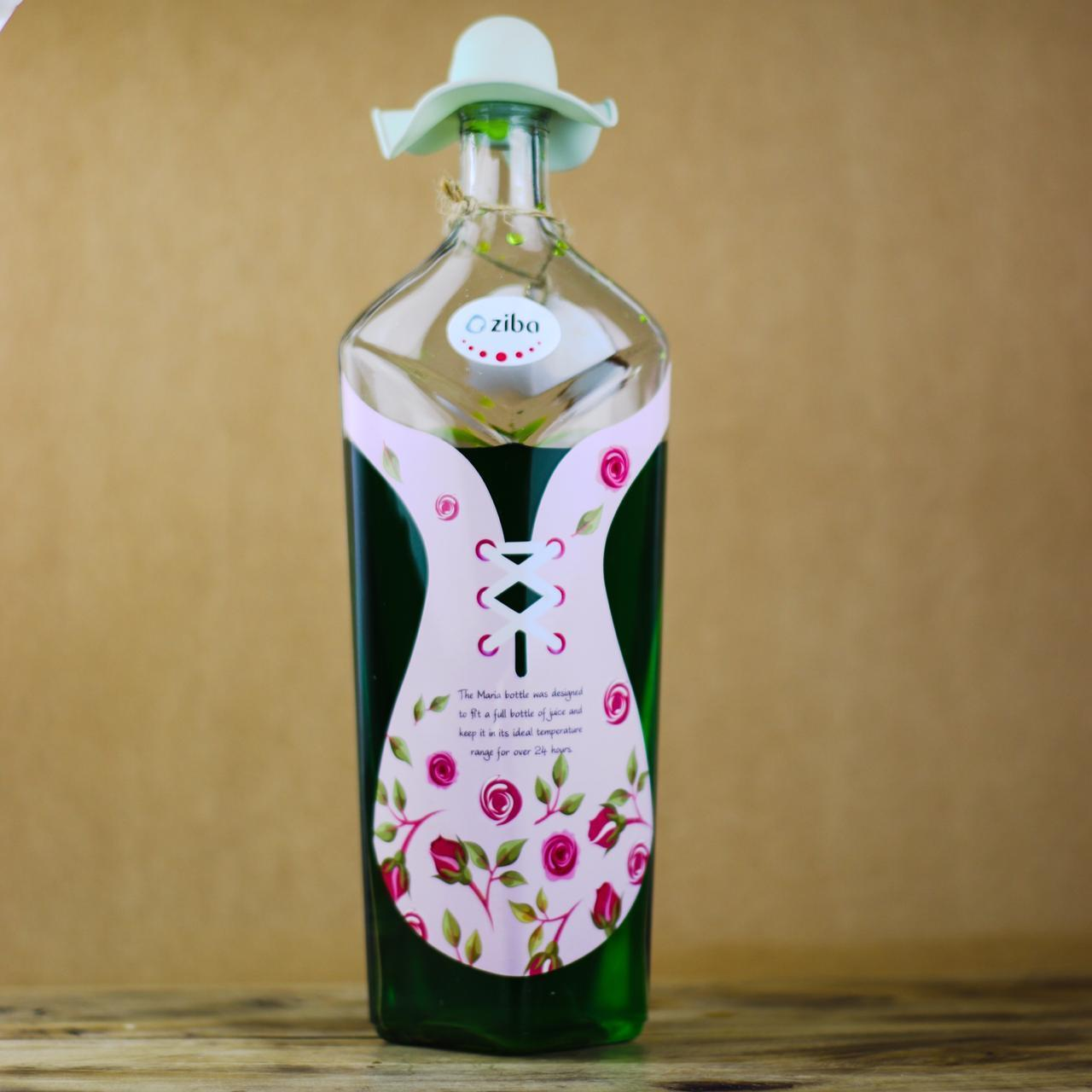 Maria beautician bottle