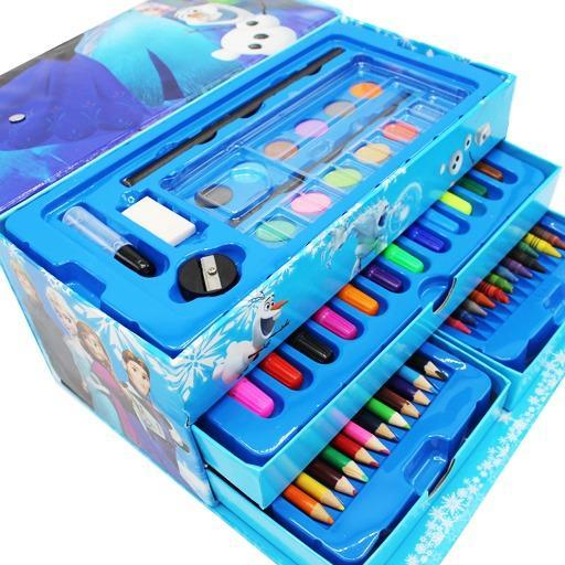 Young Artist Colors Set 54 Pieces