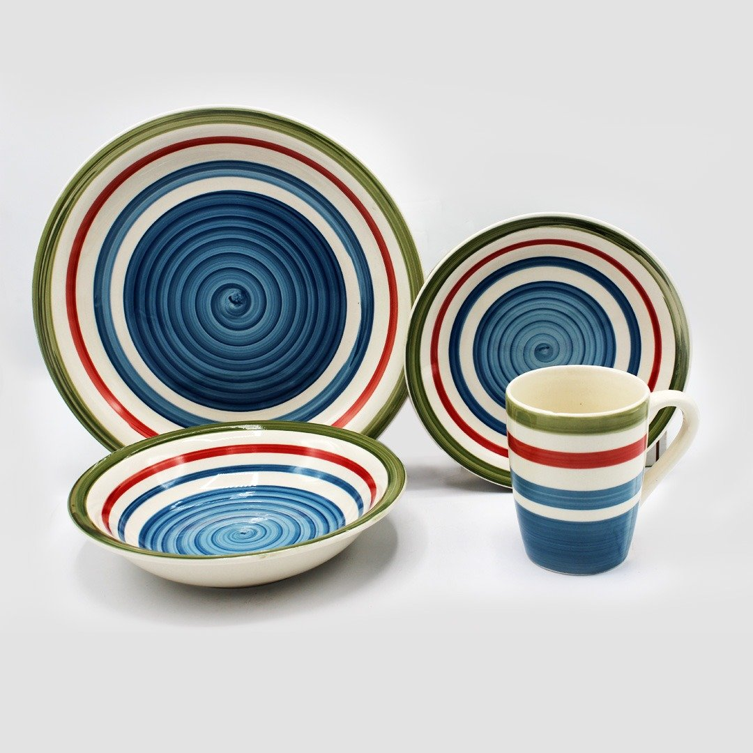 4 PC Breakfast Set