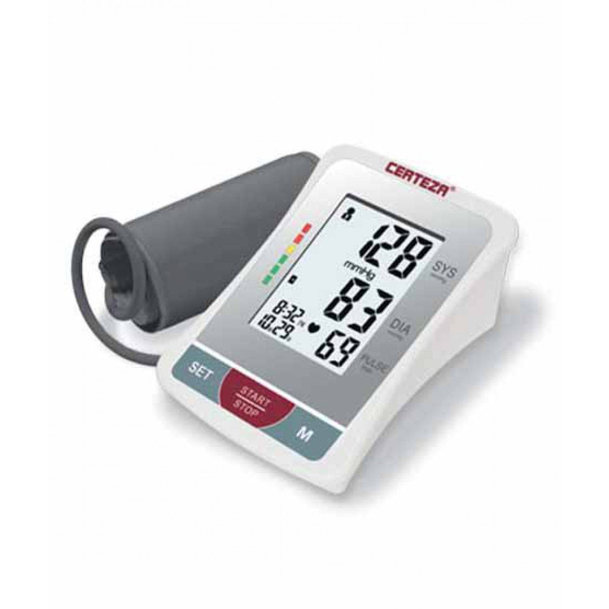 Certeza BM 407 Upper Arm Type Digital Blood Pressure Monitor