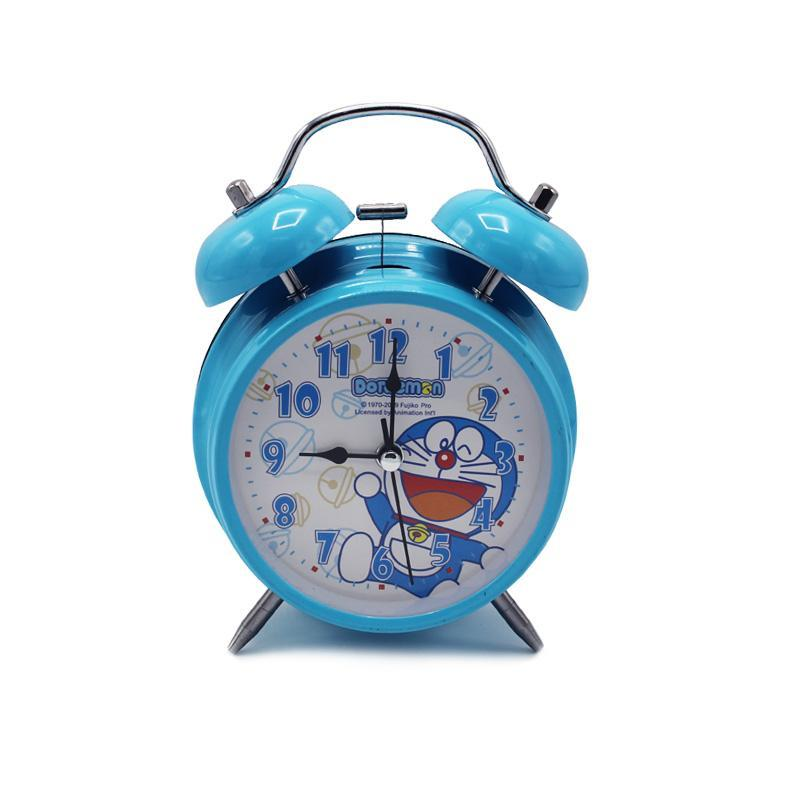 Kids Table Vintage Bell Clock - Doraemon