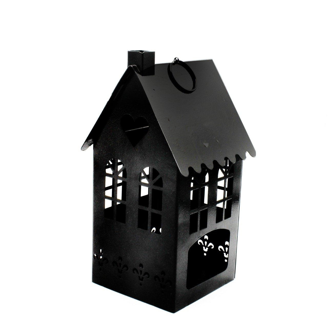 Candle Stand - House - Large