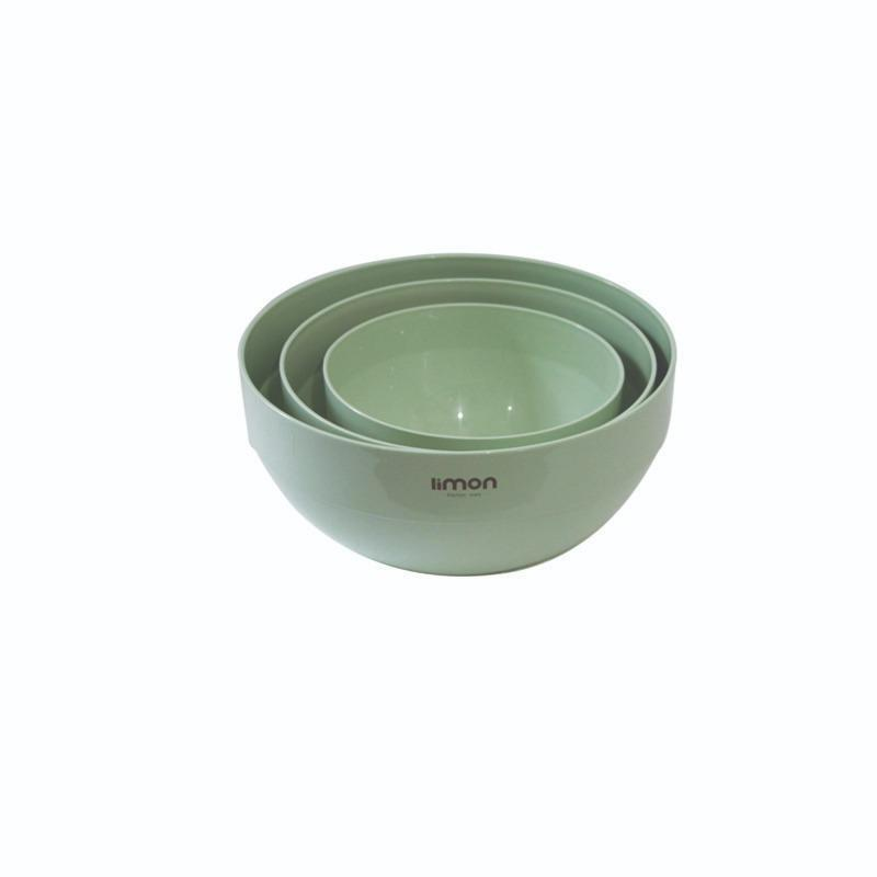 Utility Bowl - Set of 3 - Limon