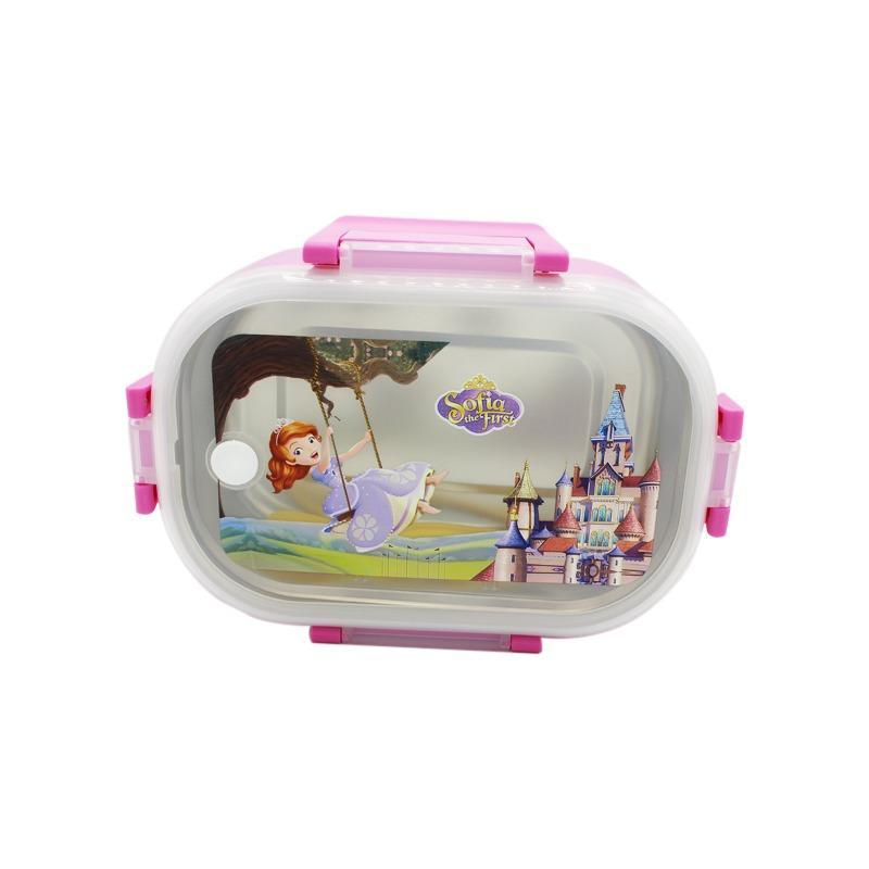 Stainless Steel Kids Lunch Box (710ml)