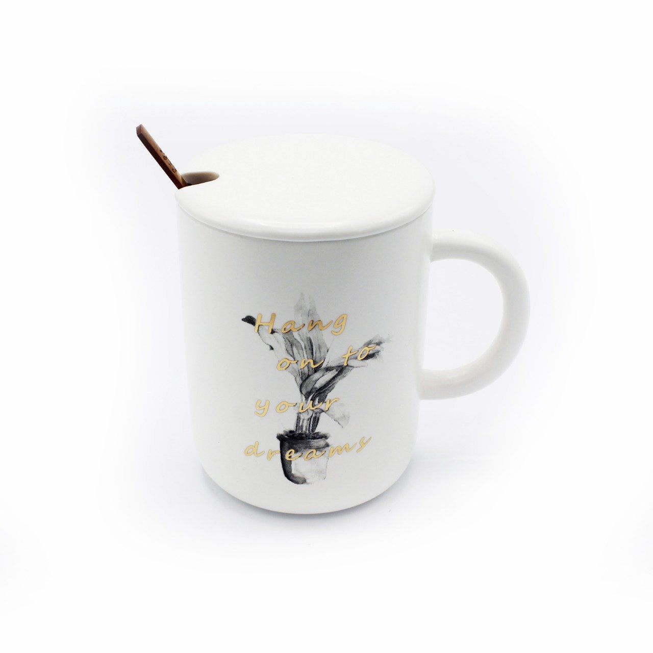 Exquisite Mug - Hang onto your dreams