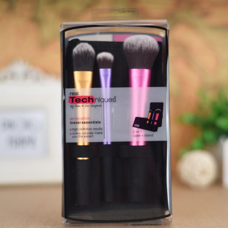 Real Technique Brush Sets with Cases