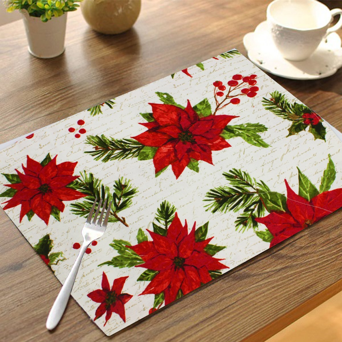 Export Quality Table Mat - Rectangular
