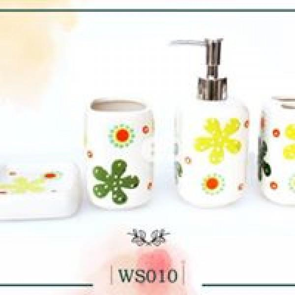 Washroom Set - 4 pc