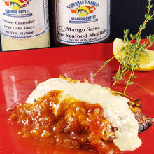 FM's Mango Salsa for Seafood (Medium)