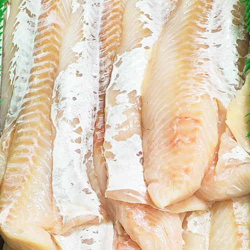 Fresh Domestic Cod Fillet - 1 lb.