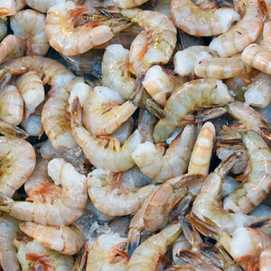 Raw Boat Run Shrimp (From North Carolina Waters) - 1 lb.
