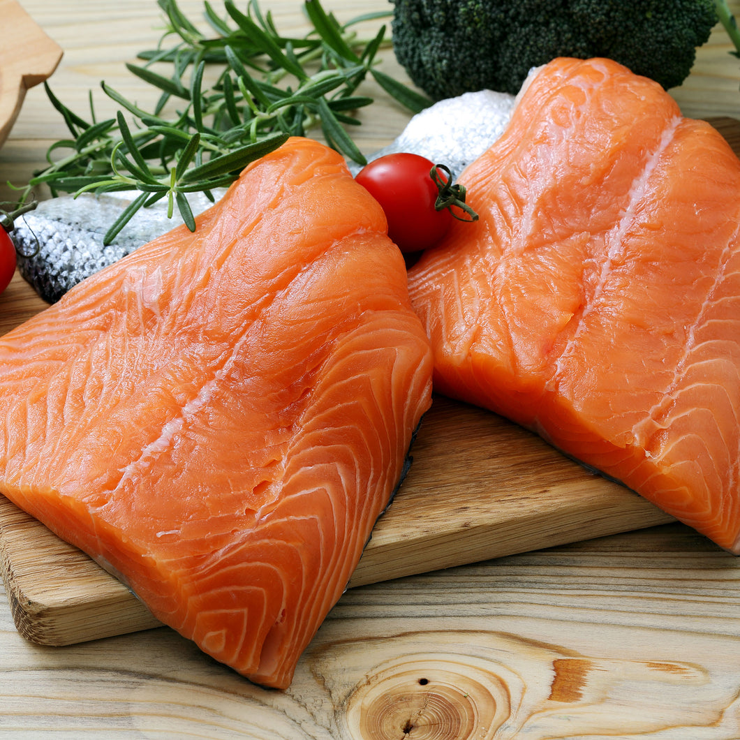 Canadian Salmon Fillet - 1 lb.