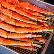 Frozen Jumbo King Crab Legs