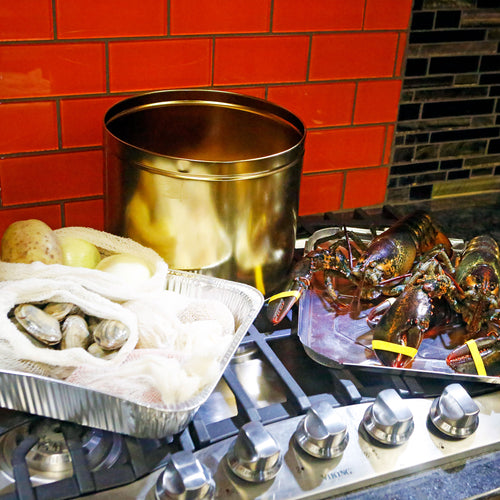 Clam Boil for Two