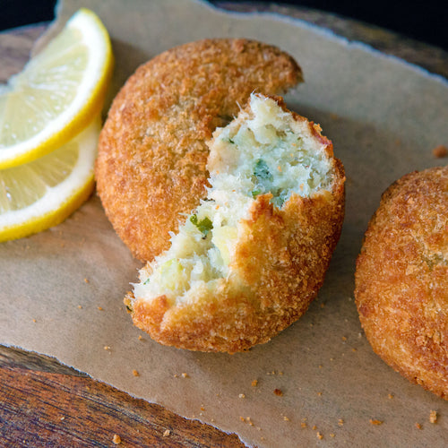 Cod Fish Cakes 4-Pack