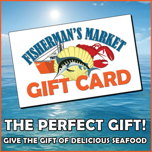Fisherman's Market Seafood Outlet Online Gift Card
