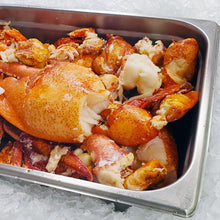 Fresh Lobster Meat (Claw / Knuckle / Tail) - 1 lb.