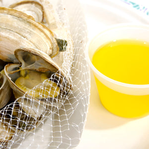 New England Steamers (Clams) - 1 lb.