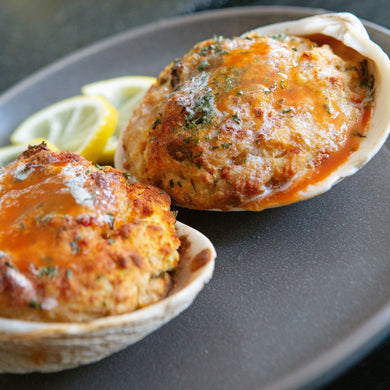 Stuffed Quahog (2-pack)