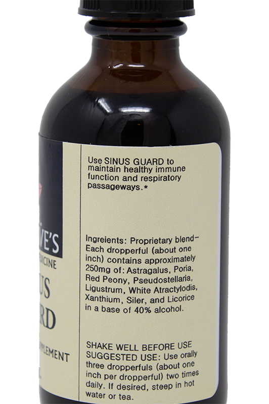 Sinus Guard