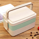 Wheat Straw Lunch Box / Bento Box
