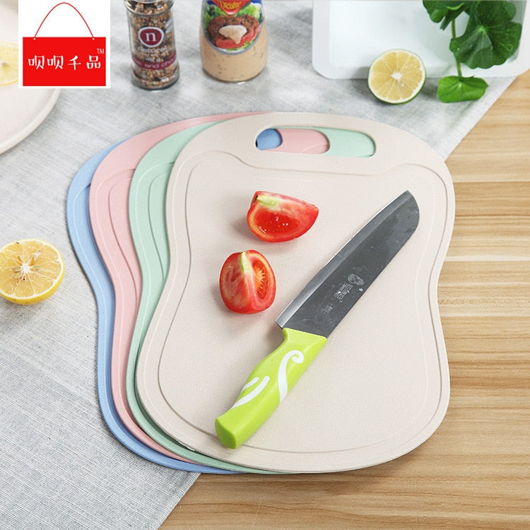 Wheat Straw Chopping Board