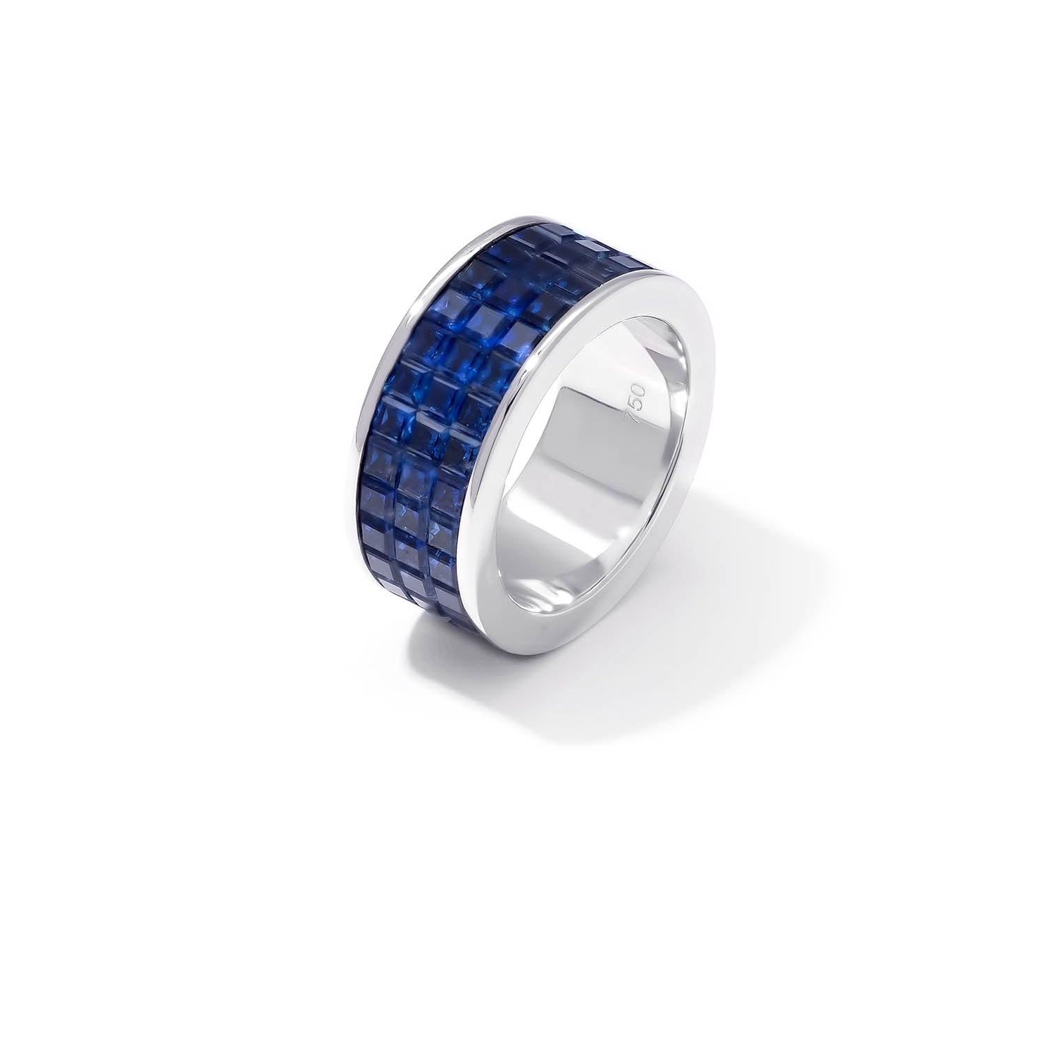 Classic Band Ring, Sapphire