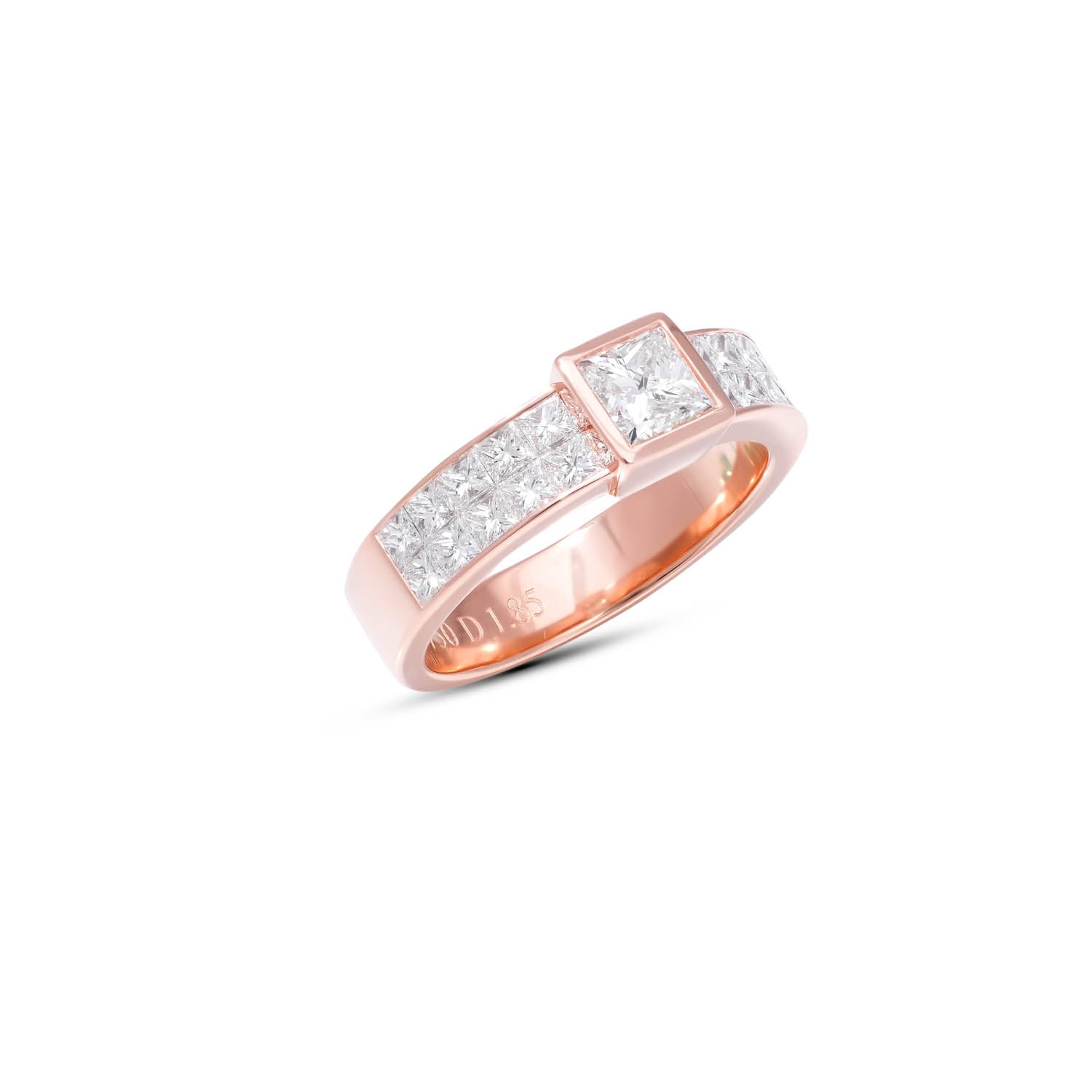 Classic Ring, Diamond