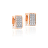 Classic Earrings, Diamond