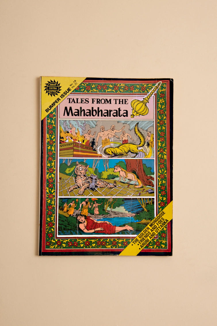 Tales from the Mahabharata, Umar Chitra Katha Bumper Issue No.16