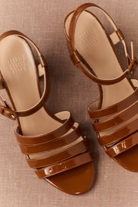 Maryam Nassir Zadeh, Palma High Sandal, Third Edit Exclusive in Rust