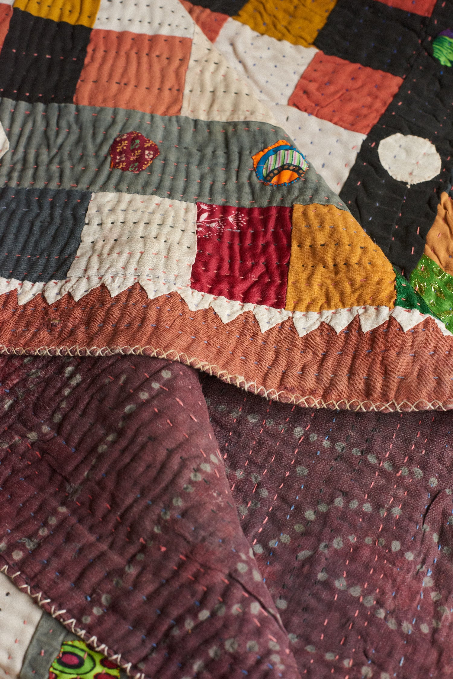 Antique Patchwork Quilt