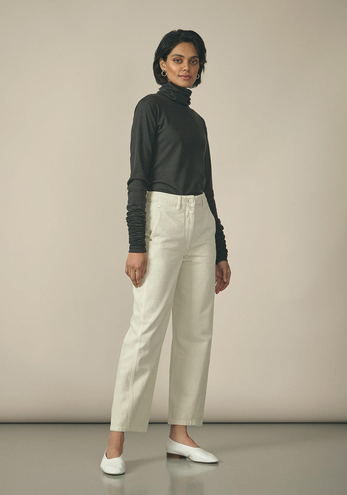 Lemaire, Twisted Denim Trousers