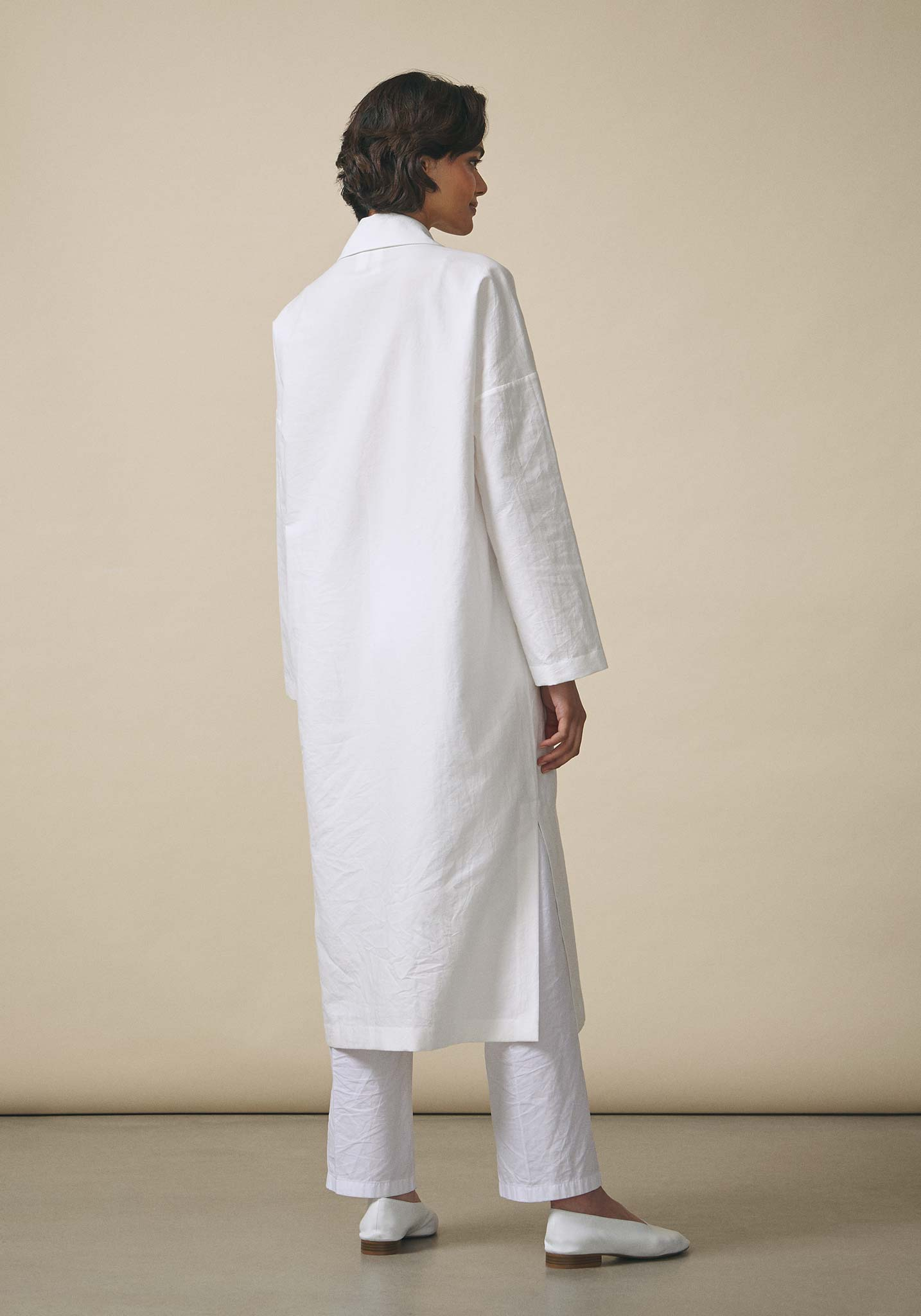 Bodice, Collared Kurta Dress