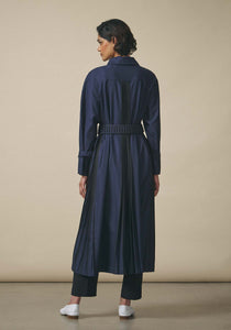 Bodice, Binded Trench Coat